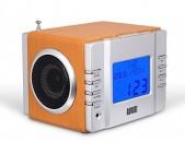 FM Radio MP3 Alarm Clock - ժամացույց, զարթուցիչ, ռադեո, թվային պլիեր