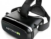 ASTORIA VR 3D Immersive Virtual Reality Headset with remote controller Bluetooth®