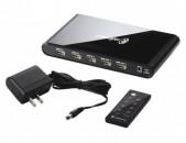 Radio Shack HDMI Matrix Selector 3 in 2 out 1500474