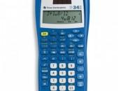 Texas Instruments TI-34 II - Калькулятор - Հաշվիչ որակով