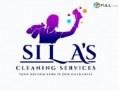 Silas cleaning service