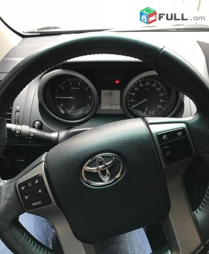 Toyota Land Cruiser Prado , 2012թ.