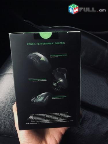 Razer deathadder expert gaming mouse. xaxayin mknik