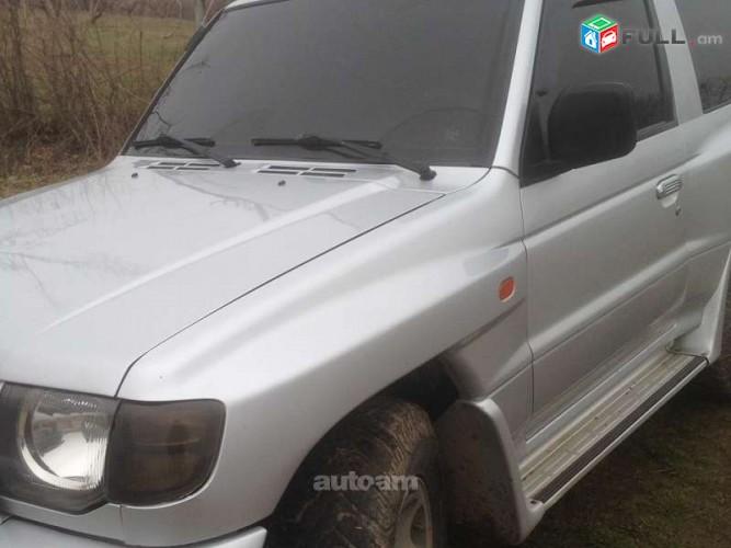 Mitsubishi Pajero , 1998թ.