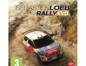 Ps4 Rally Evo disk naev poxanakum playstation 4