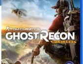 Ps4 Ghost Recon original disk nor pak tup playstation 4