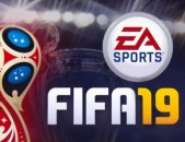 Ps4 FIFA19 playstation 4 nerbernum erashxiqov