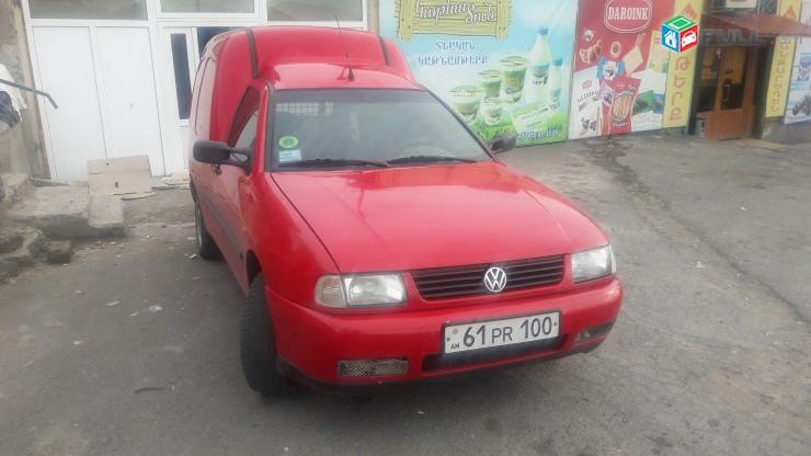 Volkswagen Caddy , 1996թ.