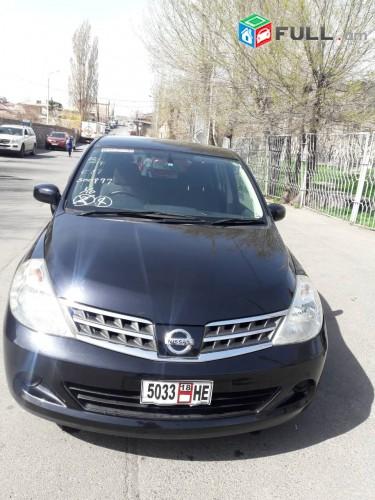 Nissan Tiida , 2009թ.