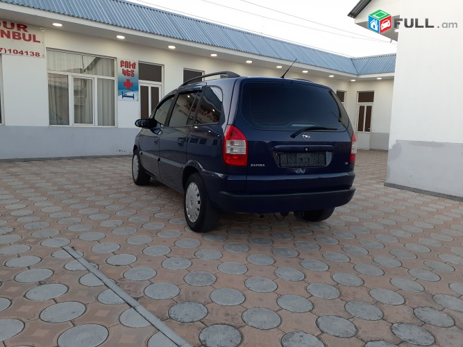 Opel Zafira , 2005թ.