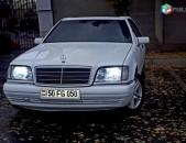 Mercedes-Benz S-Class , 1997թ.