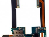 CBK Headphone Jack SIM Slot Holder Power Flex Cable for HTC Droid DNA Butterfly