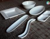 Набор посуды. Керамика. 6 предметов.