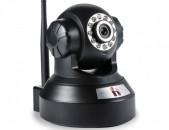 IP տեսախցիկների տեղադրում