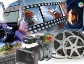Профессиональная видео и фотосъёмка