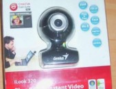 Genius web cam ilook 320