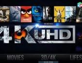 Տեսանկարահանում 4K3D ֆորմատով