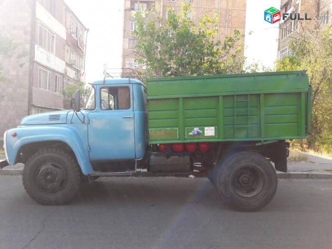 ZIL 130 , 1986թ. Samasval. Սամասվալ ։САМАСВАЛ