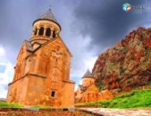 Tour to Noravank - Tatev -Goris