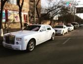Rolls Royce Phantom rent a car harsanekan meqenaneri vardzuyt harsanyac avtoner