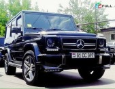 Mercedes G63 harsanekan meqenaner harsanyac meqenaner avto vardzuyt prokat prakat wedding car in Armenia