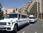 Mercedes G63 G65 Limuzin Limousine harsanyac meqenaner harsanekan meqenaneri vardzuyt rent a car in Armenia wedding car
