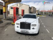 Prakat prokat avto Armenia Yerevan harsanekan harsanyac meqenaner wedding car in Armenia rent a car in Yerevan harsi avto akcia Rolls Royce