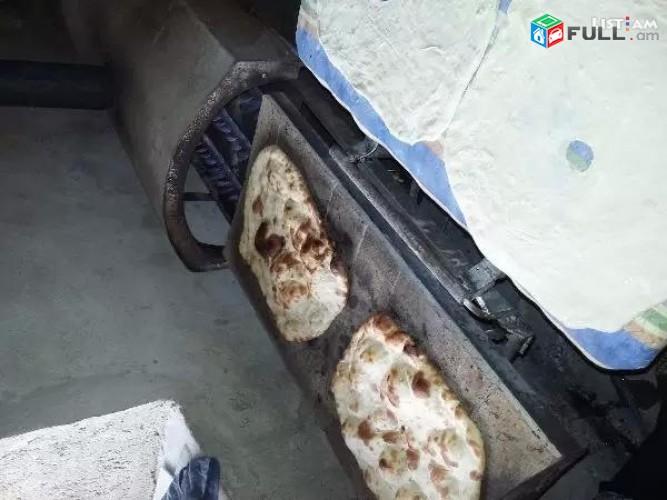 Lavashi stanok, լավաշի ստանոկ. հացի փեջ. Լավաշի վառարան вараран