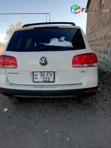 Volkswagen Touareg , 2004թ.