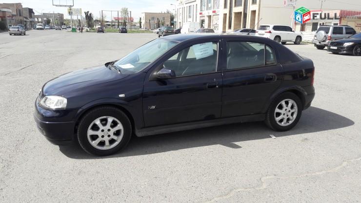 Opel Astra , 2003թ. Prastoy