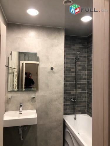 KOD A4444 Արամի փ., 3 սենյակ, նորակառույց շենք, եվրովերանորոգված