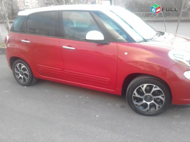Fiat 500 , 2014թ.