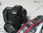 Canon EOS 7D 18.MP Digital SLR Camera - 18-135 stm lens,