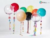 Helium gazov puchikner, հելիում գազով փուչիկներ