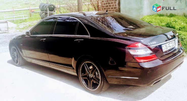 Mercedes-Benz -     S 500 , 2006թ.
