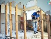 Մաքրություն վերանորոգումից հետո maqrutyun veranorogumic heto уборка после ремонт