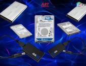 Artaqin qeyser + HDD Vinch 80-160-250-320-500-1000gb.Tarber tsavalnerov
