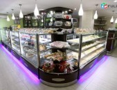 Սառնարաններ նախատեսված թարմ խմորեղենի համար Sarnaran xmorexeni hamar холодильни оборудование