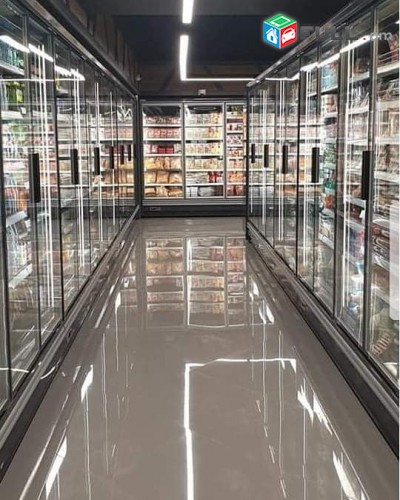 Սառնարաններ խանութների Սուպերմարկետների։ Холодильное оборудование для супермаркетов и магазинов.  Sarnaran Xanutneri Supermarketi