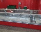 Սառնարաններ թարմ մսամթերքի  Холодильное оборудование sarnaran vitrina