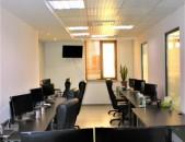 Գրասենյակ, 58մք, 2սենյակ, office, for rent, business center, Կոդ G1333