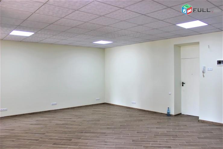 Օֆիսային տարածք, 110մք, Kentron, for rent, Կոդ G1336