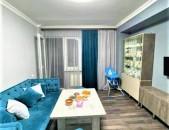 2 սենյականոց բնակարան Րաֆֆու փողոցում, 63 ք.մ., մի քանի պատշգամբ, 6/9 հարկ, եվրովերանորոգված  For sale  Կոդ C1259