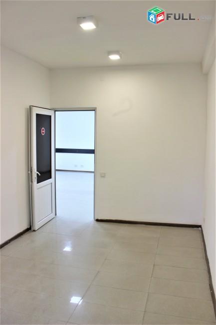 Գրասենյակային տարածք Աբովյան փողոցում կենտրոնում, 140քմ, for rent, Կոդ G1404