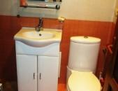 1 սենյակը ձևափոխած 2-ի, վարձով բնակարան, կոդ B1080
