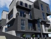 Նորակառույց շենքում բնակարաններ կառուցապատողից