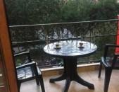 1 սենյականոց օրավարձով բնակարան Աբովյան Սայաթ-Նովա խաչմերուկի մոտ, 3րդ հարկ