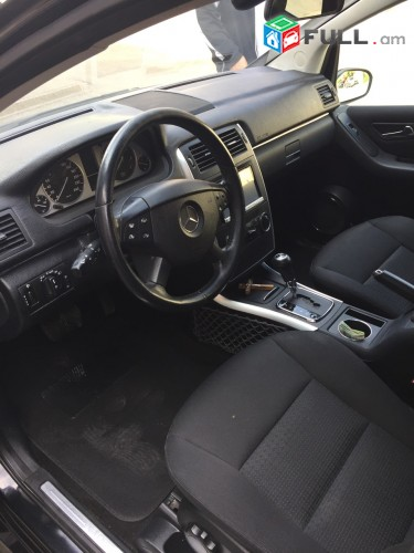 Mercedes-Benz - B 170 , 2006թ.