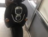 Moped Skuter moto mopet idealakan vichak 50cc benzinov idealakan vichak shtapa dra hamara es gin@