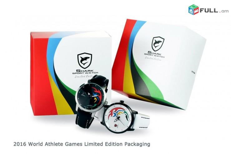 2016 World Athlete Games Limited Edition (Սև ու Սպիտակ գույներ)